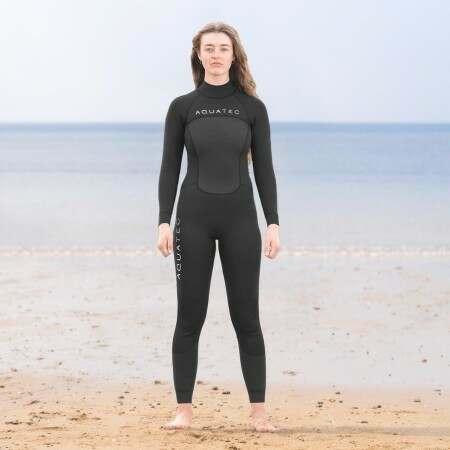AquaTec 5/4mm Women's Wetsuit | Net World Sports
