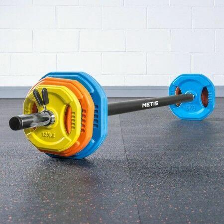METIS Body Pump Weight Set [20kg] | Net World Sports