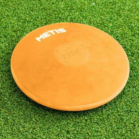 Indoor Rubber Discus [5 Weights] | Net World Sports