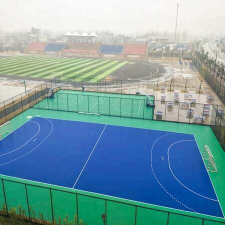 Handball Modular Floor Tiles System 1
