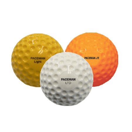 Paceman Mixed 6 Pack Balls for Paceman Machines
