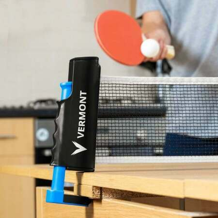 Vermont Portable Table Tennis Net | Net World Sports