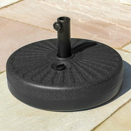 Harrier Plastic Parasol Base [Water/Sand] | Net World Sports