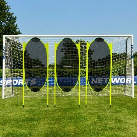 Pop-Up Soccer Free Kick Mannequin [3 Pack] (Training & Ref Equipment Set)