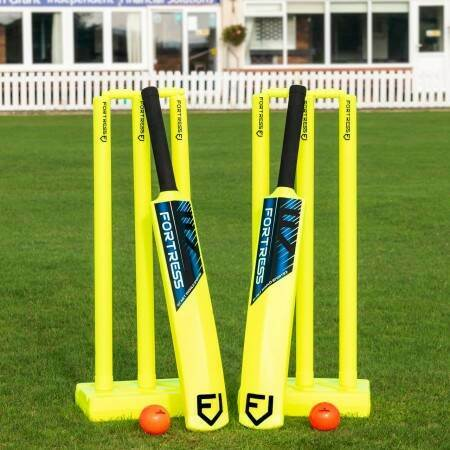 High-Quality Plastic Cricket Set For The Garden | Net World Sports