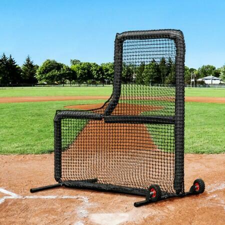 FORTRESS Pro Baseball L-Screen [Nimitz] | Net World Sports