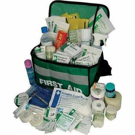 Pro Football First Aid Kit | Net World Sports