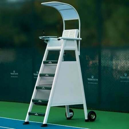 Tennis Umpires Chair - Grand Slam Standard | Net World Sports