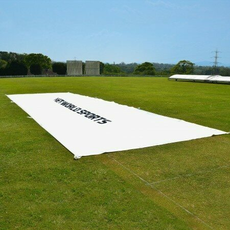 Quick & Efficient Weather Protective Sheets For Cricket Wickets | Net World Sports