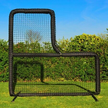 7' x 7' Cricket Throw-Down Protector Screen [Nimitz Edition] | Net World Sports