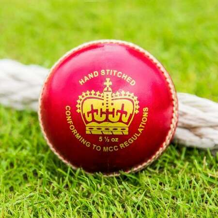 Professional Grade County Crown Cricket Balls | Net World Sports