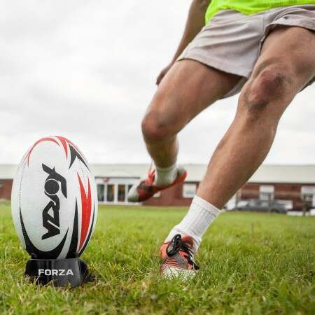 Red Rugby Kicking Tee