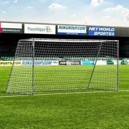 Freestanding Steel Football Goal
