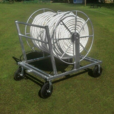 Double Boundary Rope Trolley | Cricket Pitch Marking | Cricket | Net World Sports