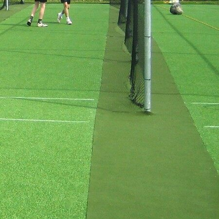Run-Up/Surround Cricket Matting - 4m Wide