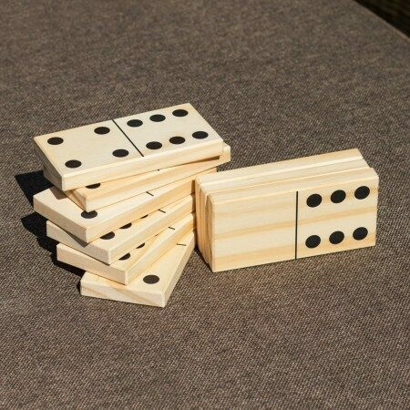 Giant Dominoes Set | Outdoor Games | Net World Sports