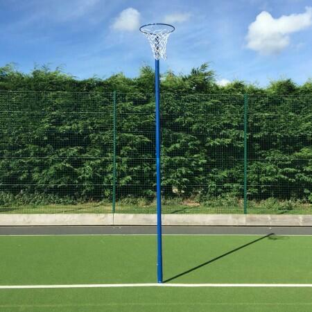 Socketed Netball Posts | Net World Sports