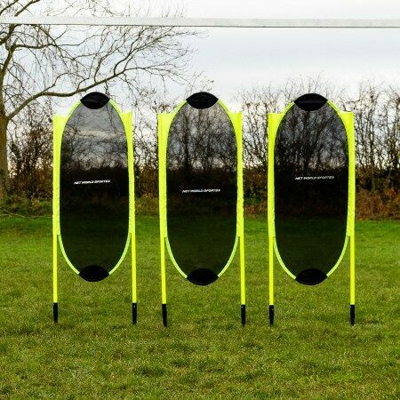 Spring-Loaded Training Mannequins For AFL Training