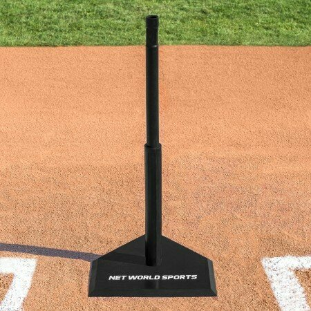 Baseball & Softball Batting Practice Tee For The Training Field | Net World Sports