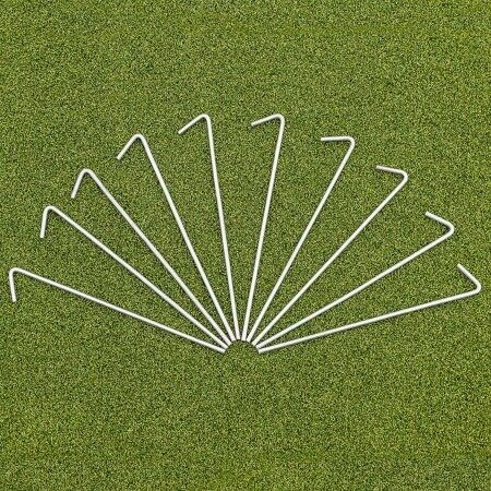Steel Net Pegs | Net World Sports