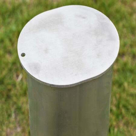 Steel Socket Lids for 90mm Ground Sockets [Set of 4]