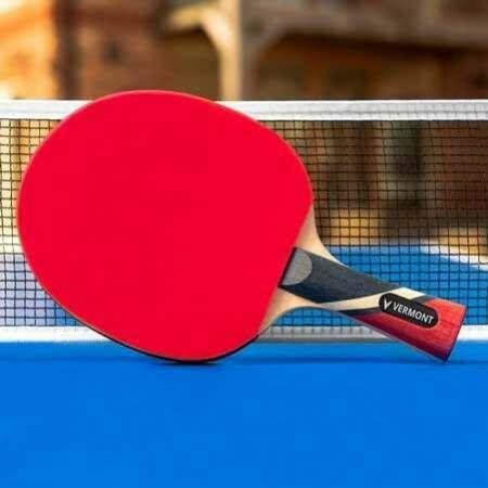 Vermont Strike Table Tennis Bat [Intro]   Net World Sports