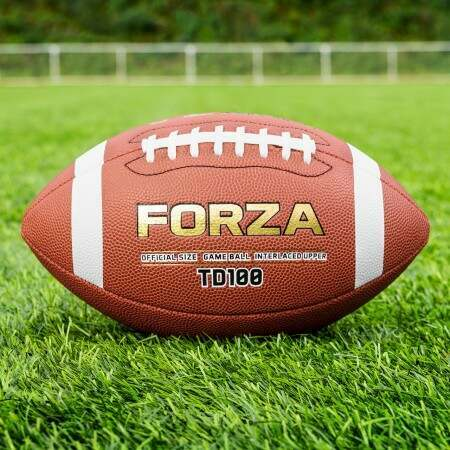FORZA TD100 American Football Game ball