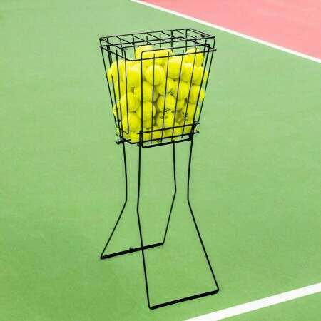 Tennis Ball Basket - Ball Hopper