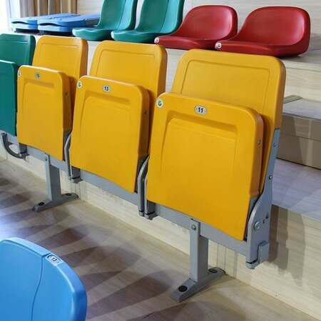 Tip-Up Dugout and Shelter Seats | Net World Sports