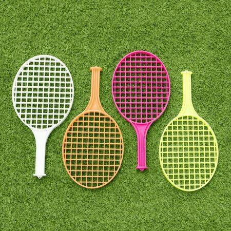 Vermont Barn Tennisracket Set [4-pack]