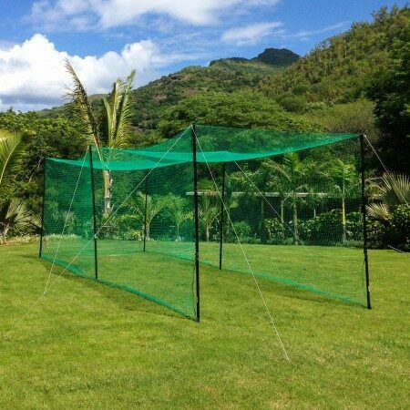 Cricket Cage Netting For Cricket Practice