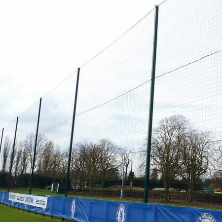 Ball Stop Posts For Sports Grounds