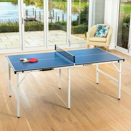 Vermont Mini Table Tennis Table | Net World Sports