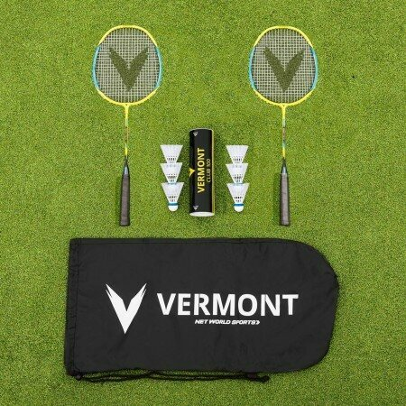 Vermont Badminton Racket Sets | Net World Sports