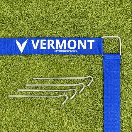 Blue Volleyball Court Weaving Tape | Groundsman Equipment