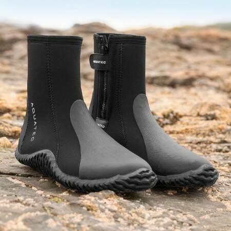 AquaTec Wetsuit Boots | Net World Sports