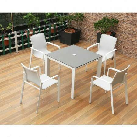 Harrier Luxury Outdoor Dining Set | Net World Sports
