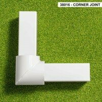 Corner Joints For FORZA Aluminium Goals - Alu110 Corner Joint