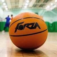 FORZA Training Basketball - Size 6 (Women's Youth & Pros, Men's Youth)