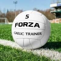 FORZA Gaelic Training Football (Size 5) (Pack Of 5)