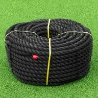 TITAN Poly Rope [25mm | Black] - 100m