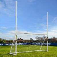 12 x 6 FORZA GAA Gaelic Football & Hurling Goal Posts