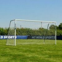 3.7m x 1.2m Replacement Nets for Alu60 Football Goals