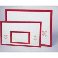 Sure Shot Indoor Basketball Backboard - Standard 3/4in