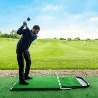 FORB Pro Driving Range Golf Practice Mat