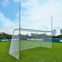4,5m x 2,1m FORZA Steel42 But de Football Gaélique & de Hurling
