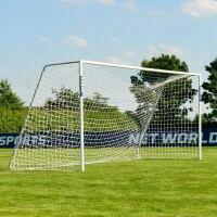 16 x 7 FORZA Alu60 Football Goal