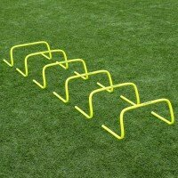 23cm FORZA Speed Training Hurdles [6 Pack]