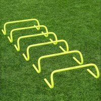 15cm FORZA Speed Training Hurdles [6 Pack]