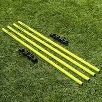 Adjustable Hurdle Extension Kit [4x Poles + 8x Clips]